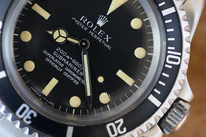 Reference Points: Understanding The Rolex Submariner - HODINKEE