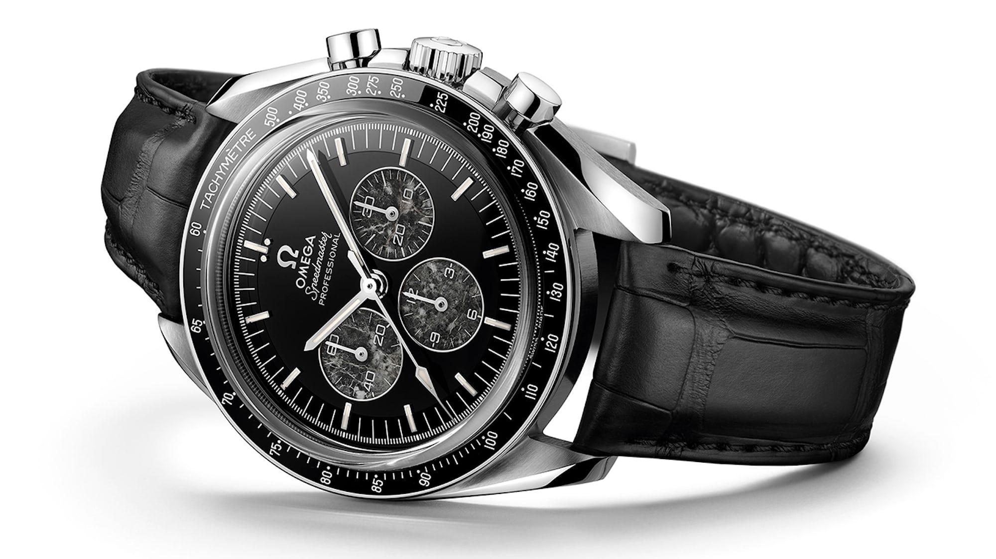 Introducing: The Omega Speedmaster Professional Moonwatch Caliber 321 Platinum