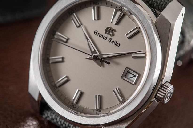 Hands-On: The Grand Seiko Sport Collection SBGV245, With