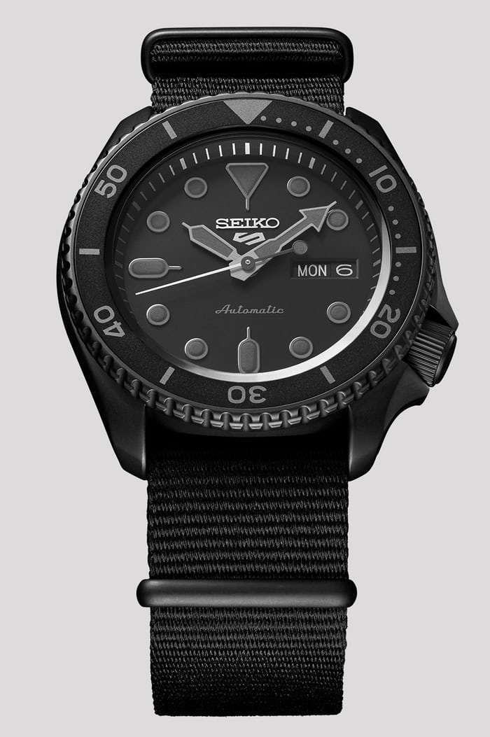 Introducing The New Seiko 5 Sports Watches Hodinkee