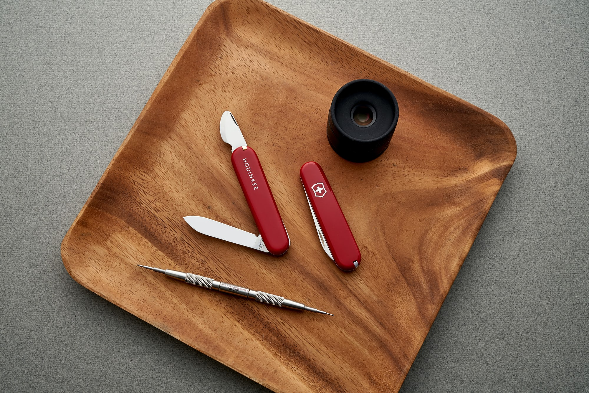In The Shop - Introducing: The Victorinox For HODINKEE Watchmaker Swiss Army Knife