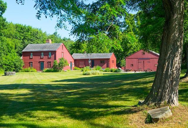 The Willard House and Clock Museum