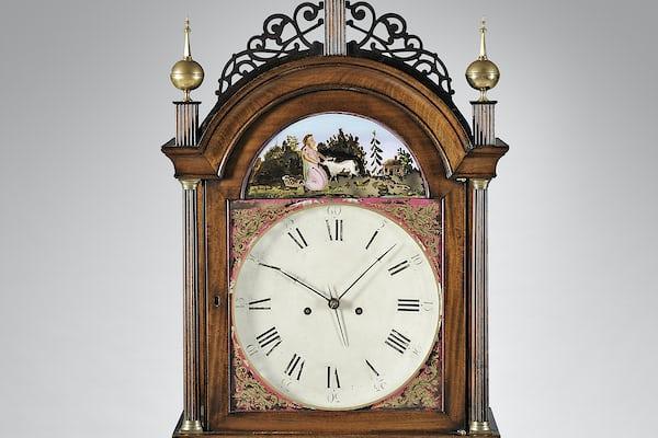 Willard tall clock