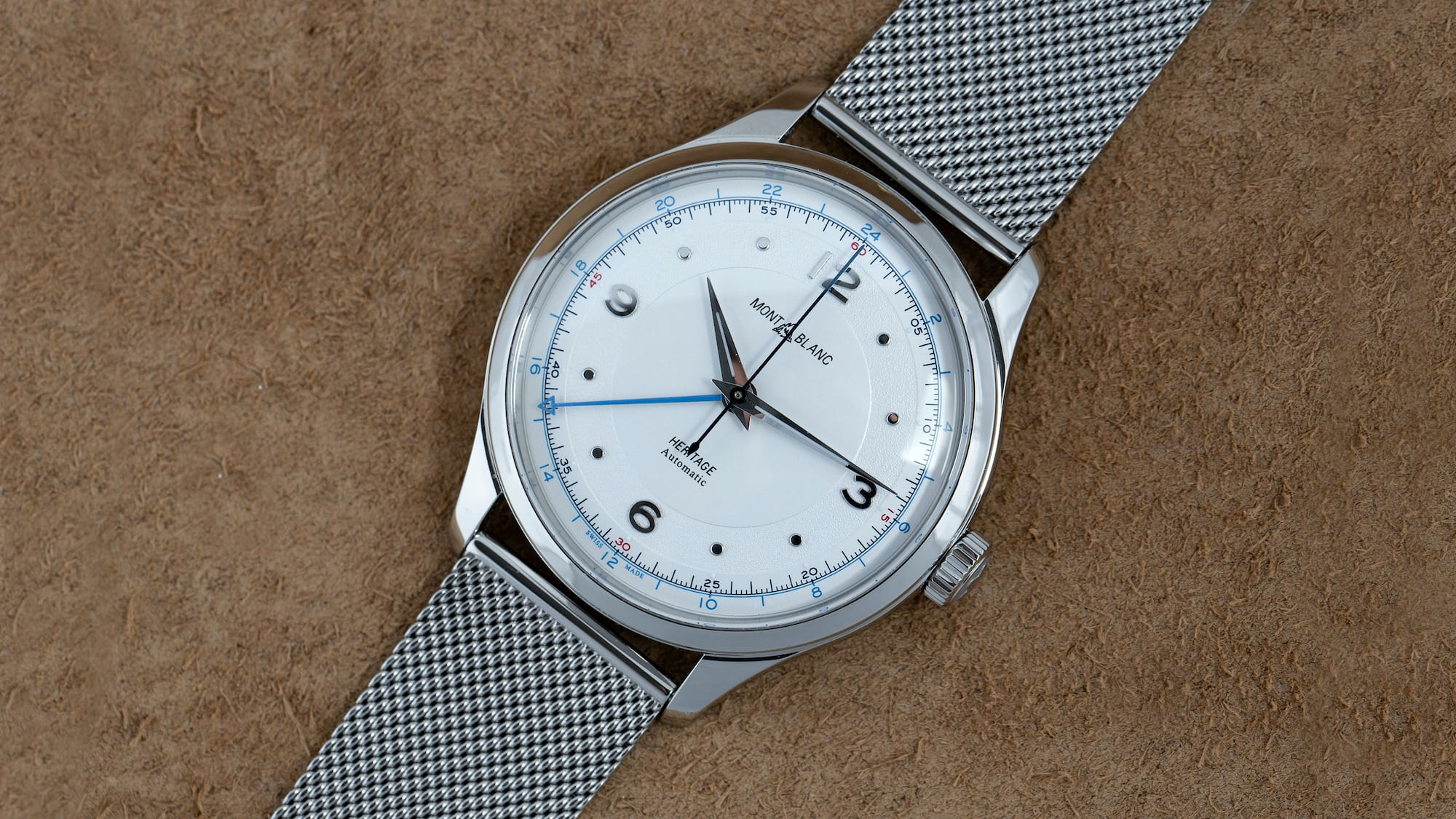 The Value Proposition: The Montblanc Heritage GMT