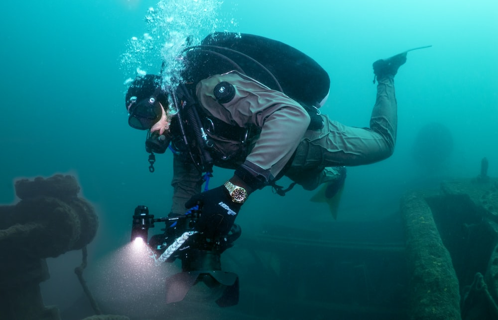In-Depth: Diving With The Rolex Oyster Perpetual Sea-Dweller Steel And Gold