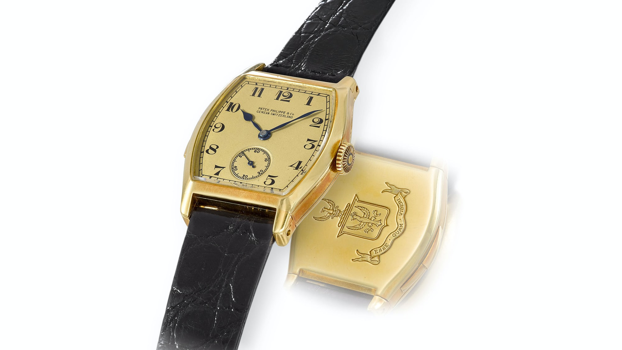 Breaking News: The Henry Graves Jr. Patek Philippe Minute Repeater Is Up For Sale Again At Christie's Geneva