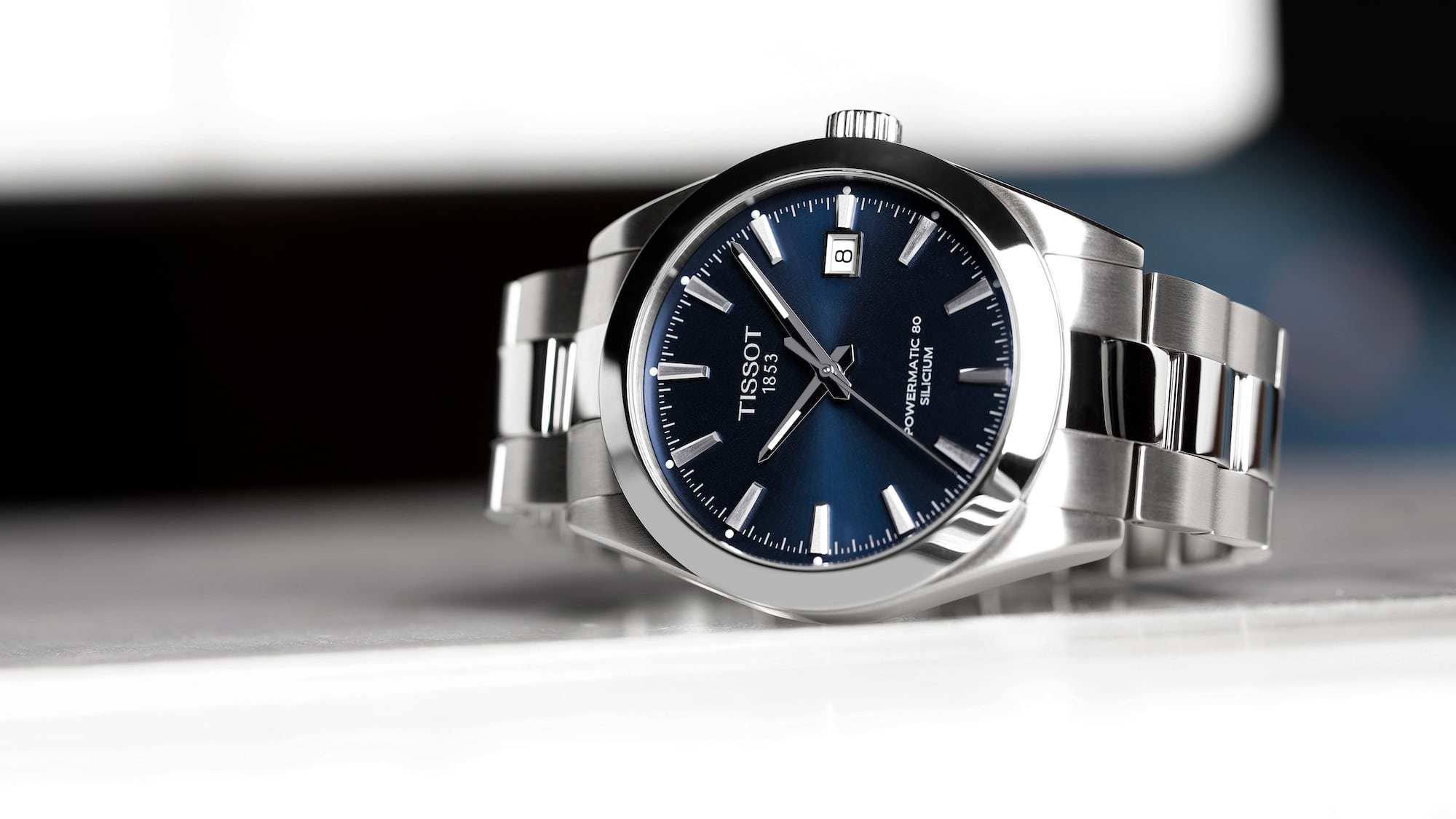 Introducing: The Tissot Gentleman With Powermatic Movement