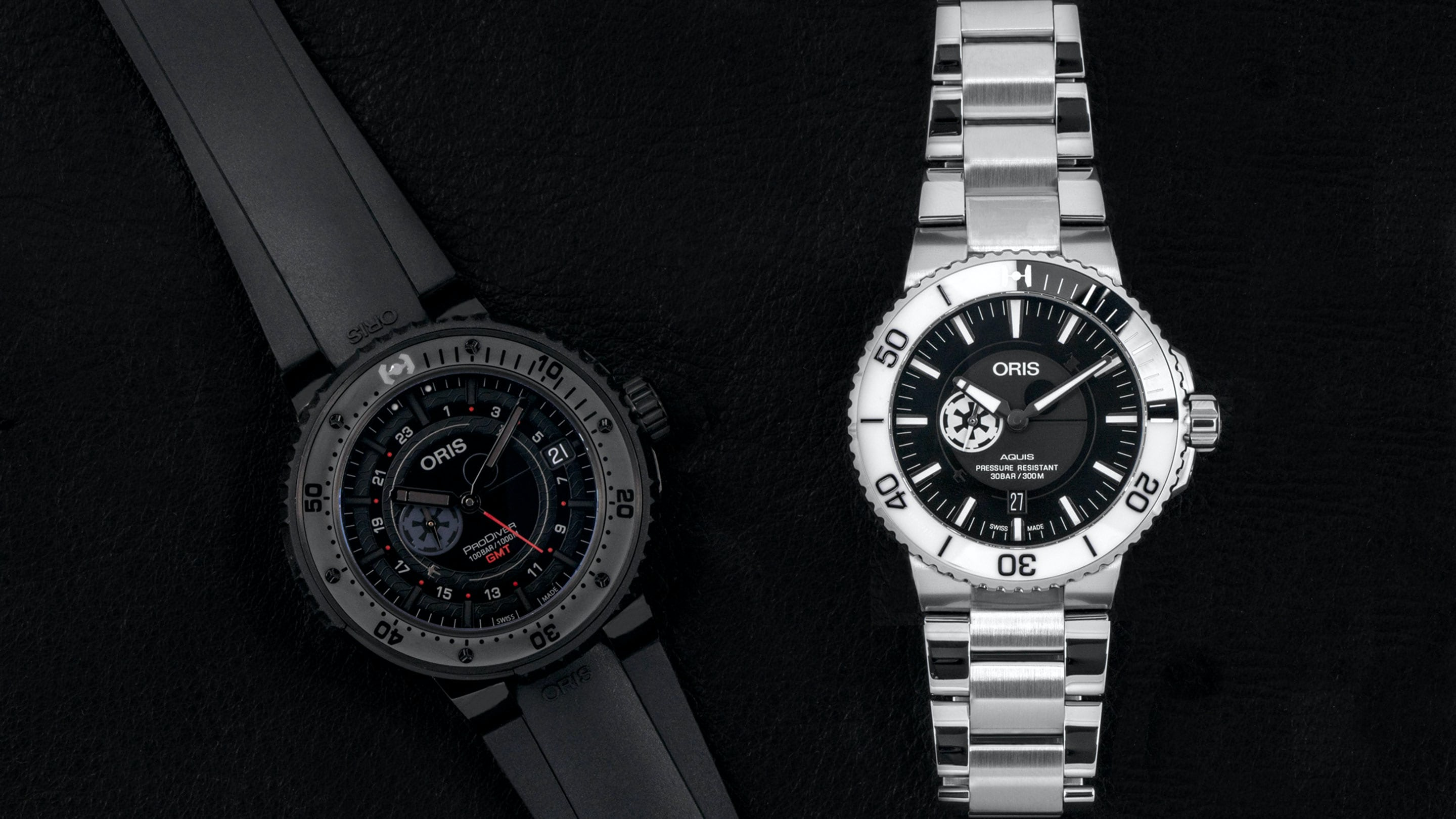 Introducing: The Oris Star Wars 'Dark Side' Limited Edition Set (Live Pics  + Pricing) - HODINKEE