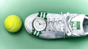 The Stan Smith Signature Watch From Maurice de Mauriac