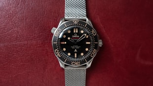 The Omega Seamaster Diver 300M 007 Edition (Live Pics & Pricing)