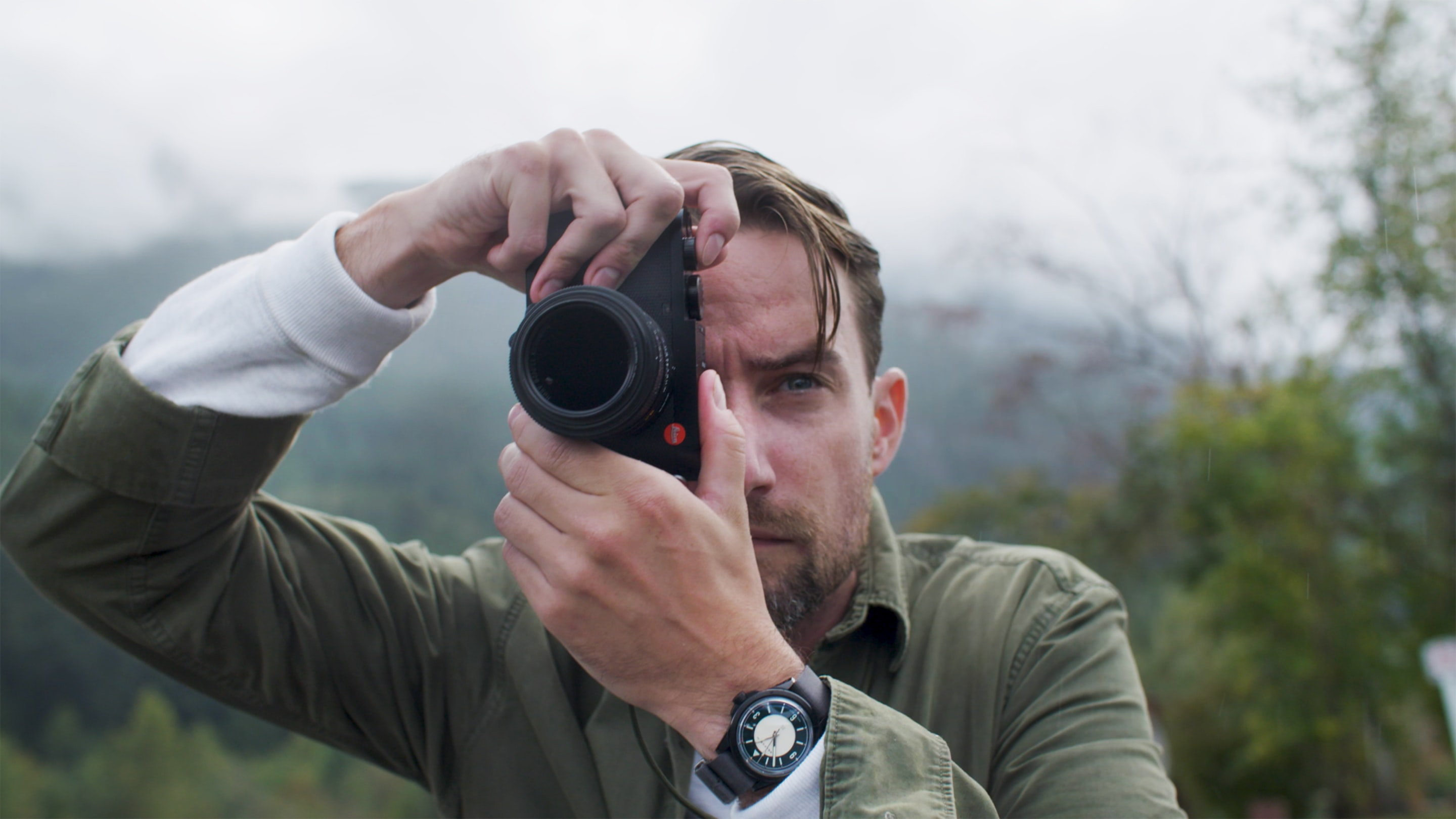 In Partnership - My Leica: James Stacey