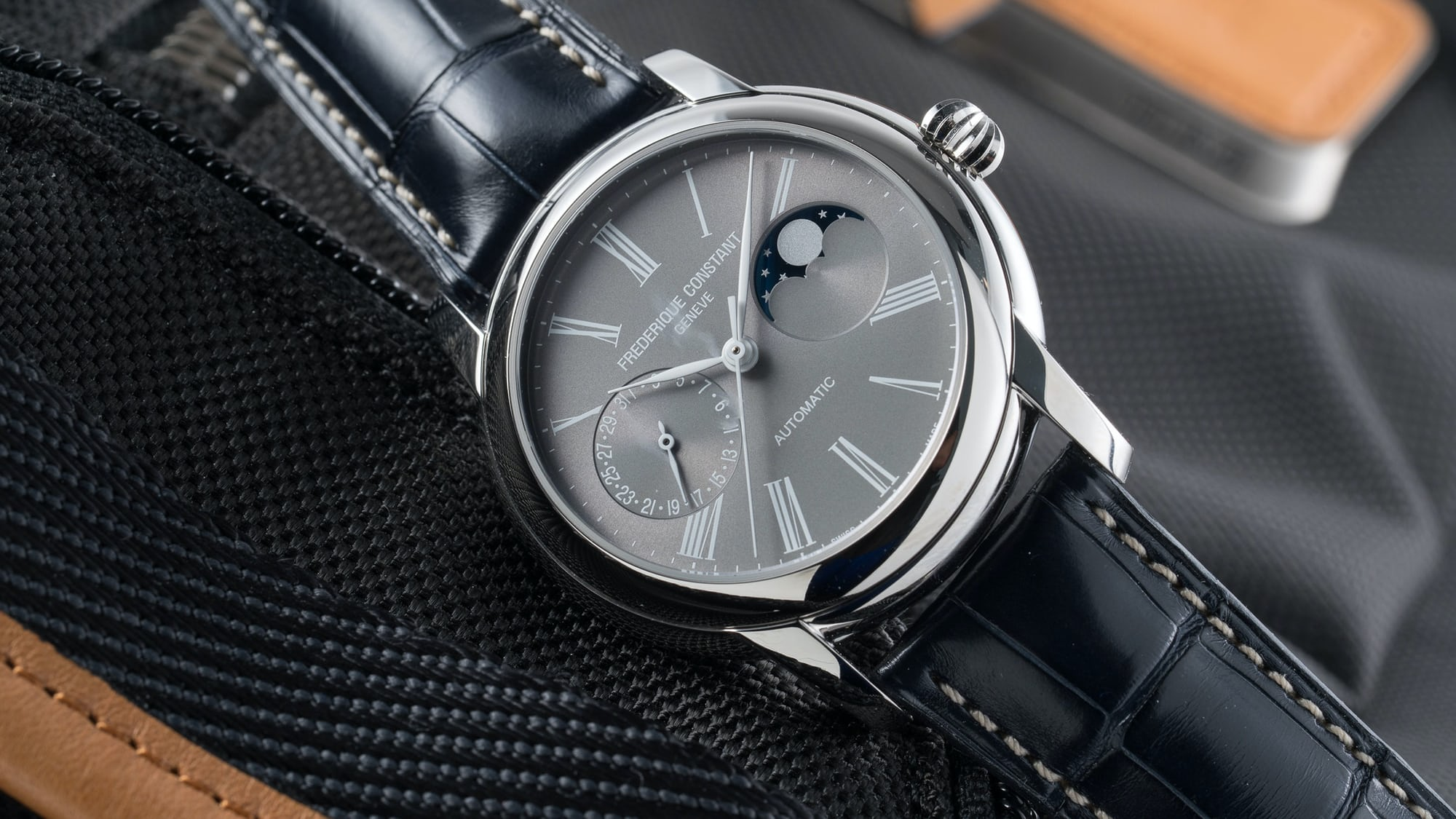 Introducing: The Frederique Constant Classic Moonphase Manufacture