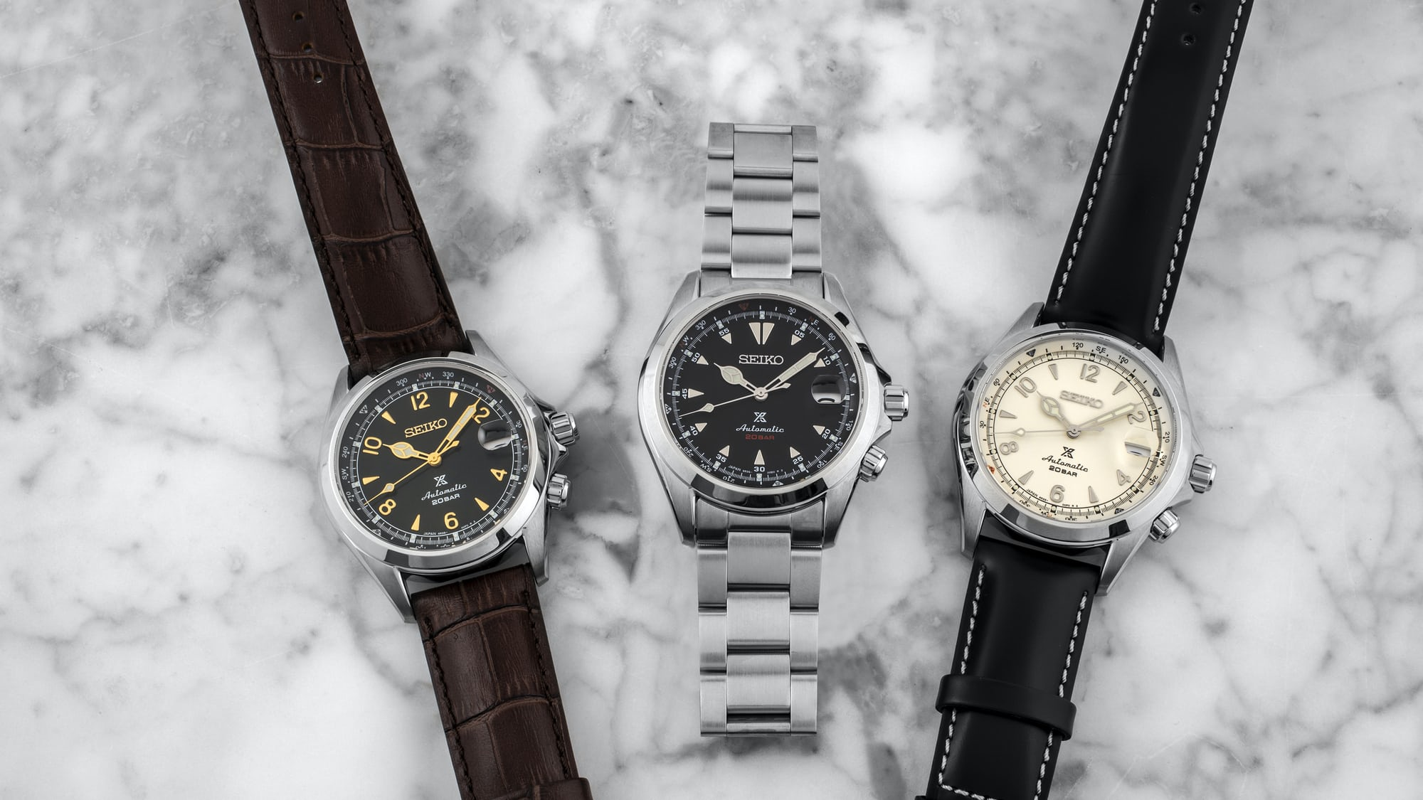 Introducing: Three Alpinist-Inspired Seiko Prospex Watches