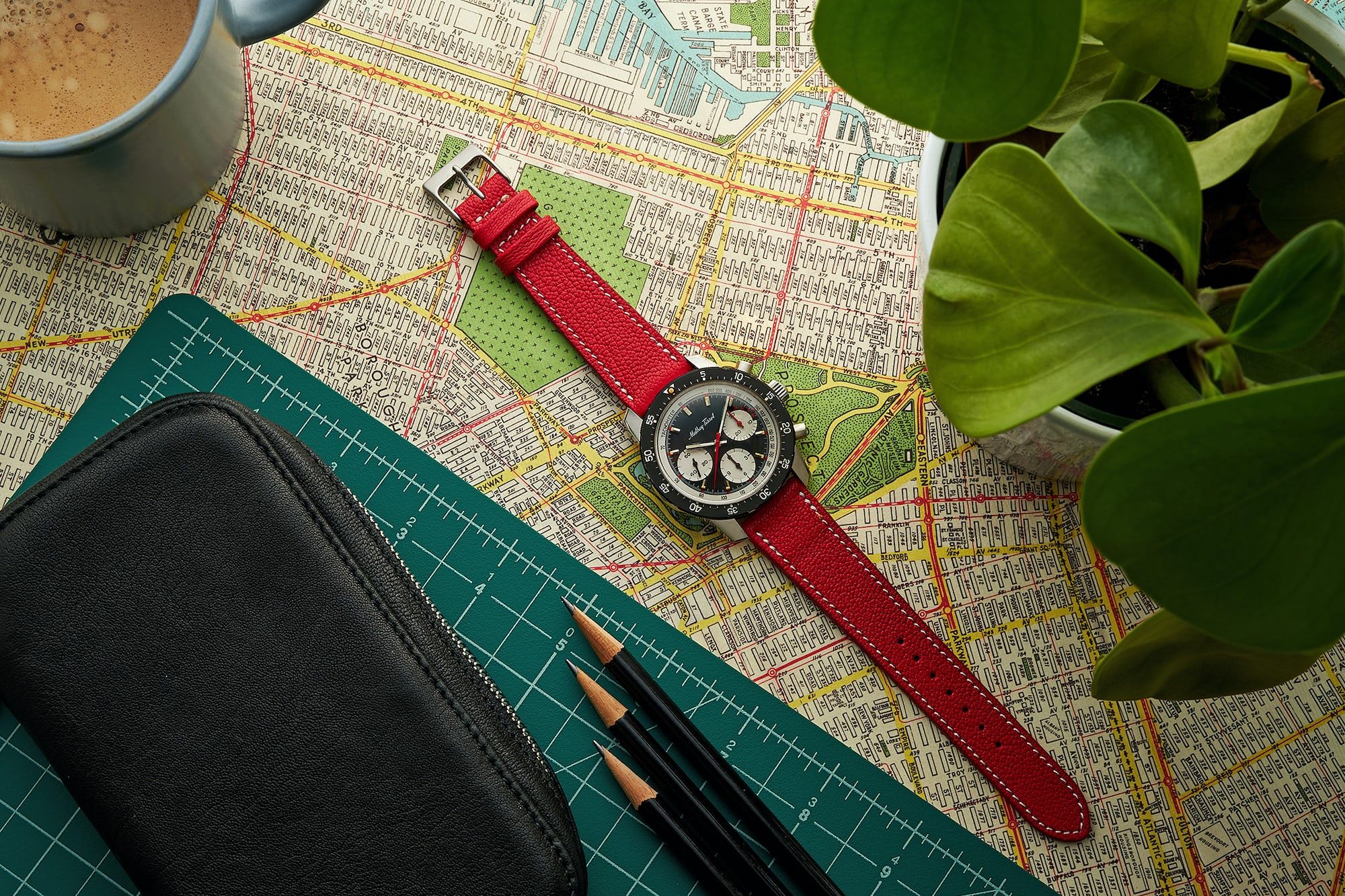 In The Shop - Vintage Watches: A 1968 Omega Speedmaster Professional Ref. 145.012, A 1976 Seiko Diver 'Captain Willard,' And A 1970s Mathey-Tissot Chronograph