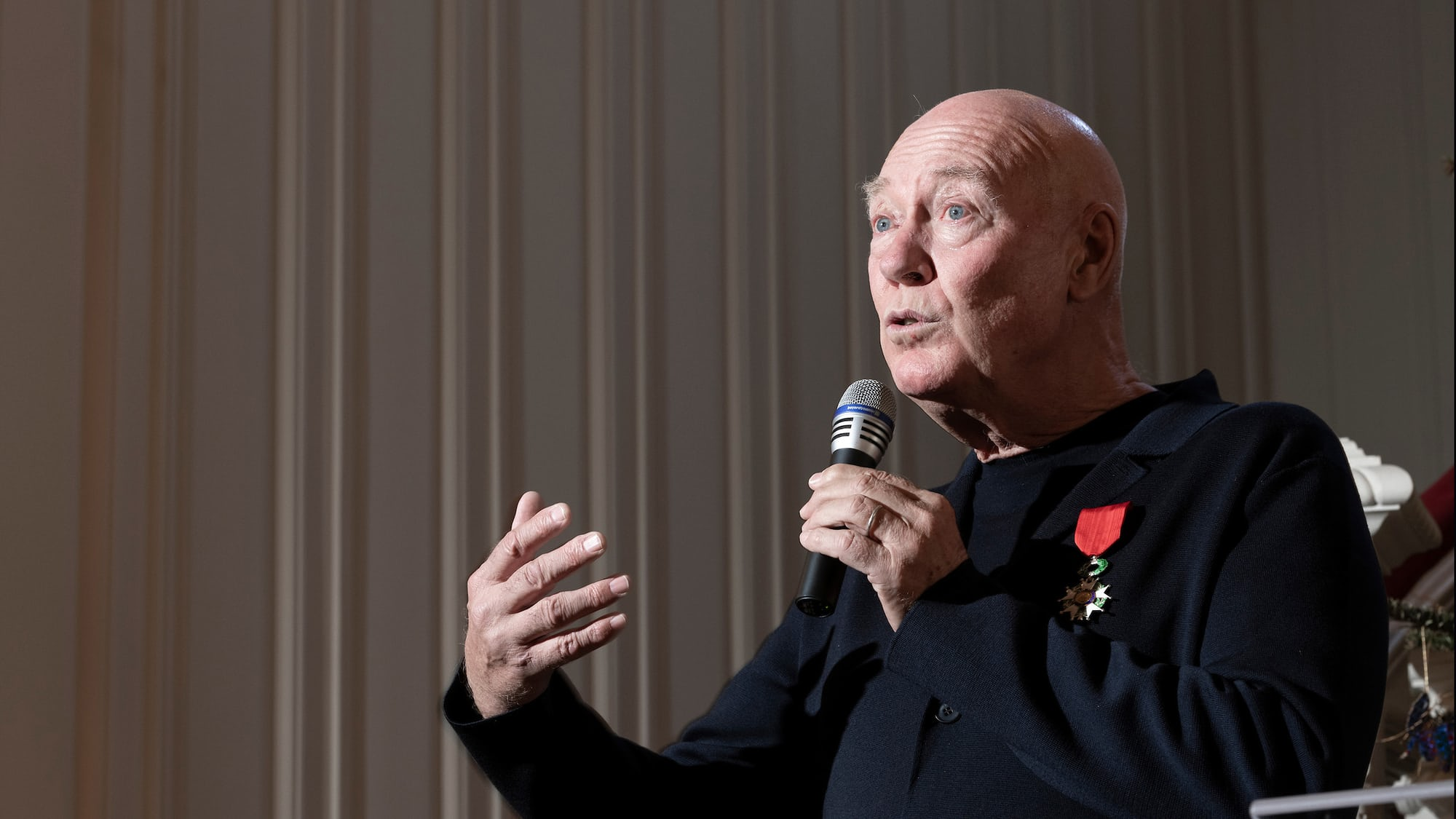 Business News: Jean-Claude Biver Receives France's Legion Of Honor