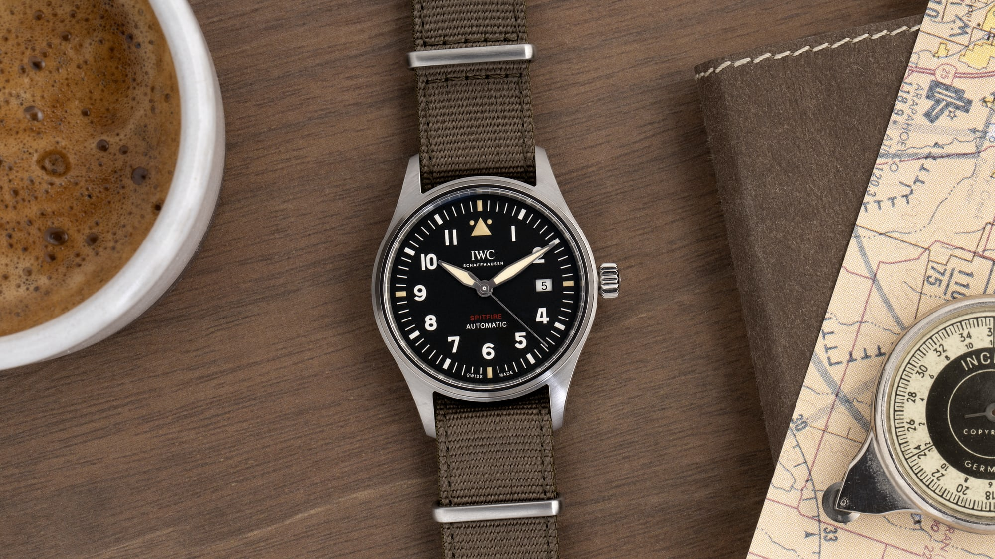 Hands-On: The IWC Pilot's Watch Automatic Spitfire