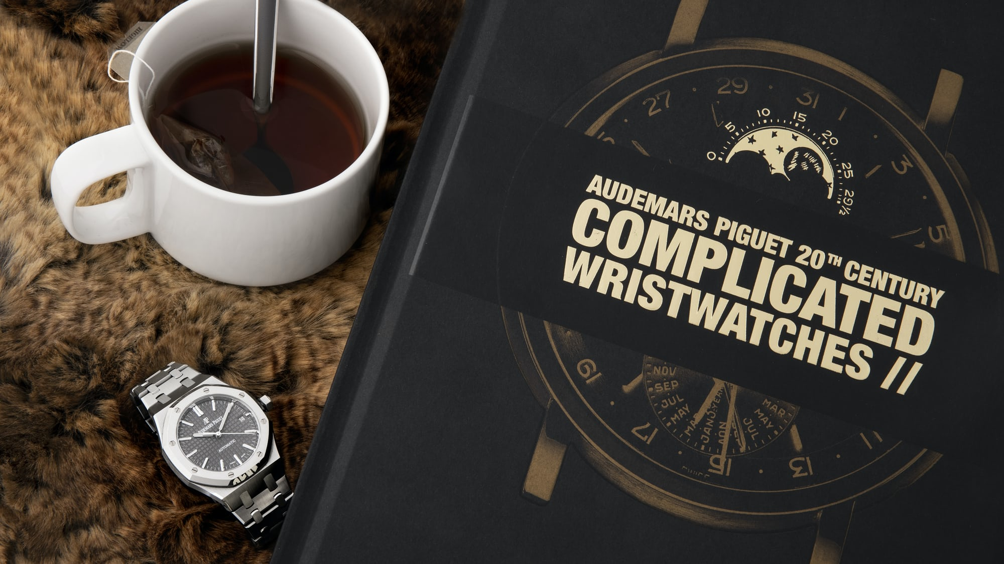 Recommended Reading: Audemars Piguet 20th Century Complicated Wristwatches