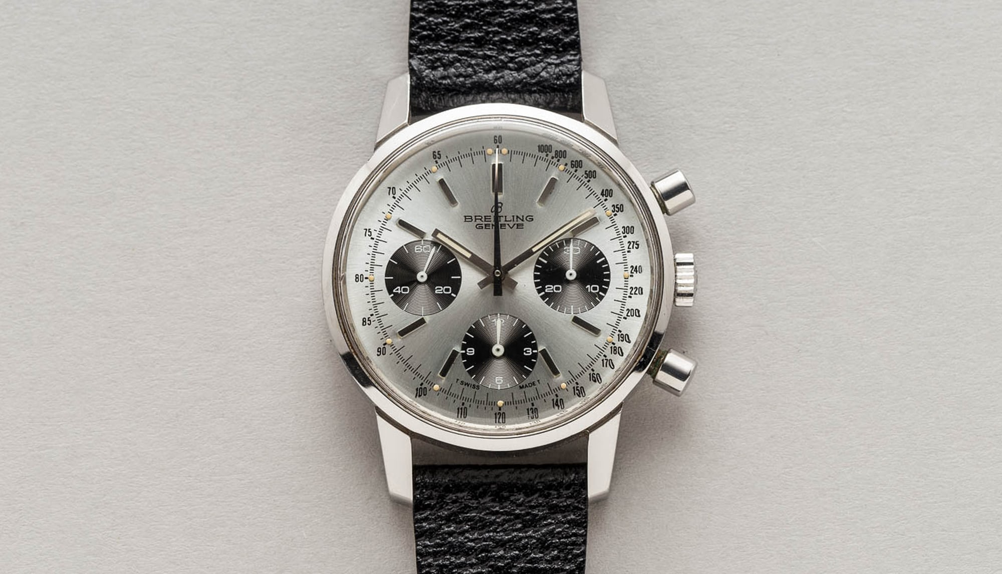 Bring a Loupe: A Funky Rolex, A NOS Breitling, And A One-Off Laurent Ferrier