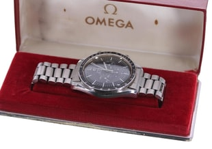 A 1969 Omega Speedmaster Presented As A Gift By The Apollo 11 Crew
