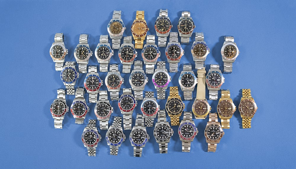 Reference Points: Understanding The Rolex GMT-Master - HODINKEE