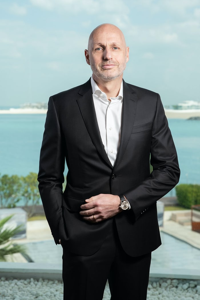 TAG Heuer CEO Stephane Bianchi