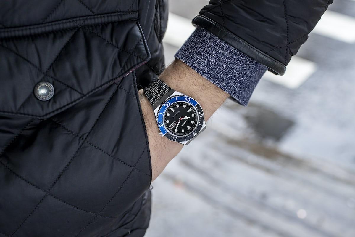 Timex M79 On Wrist