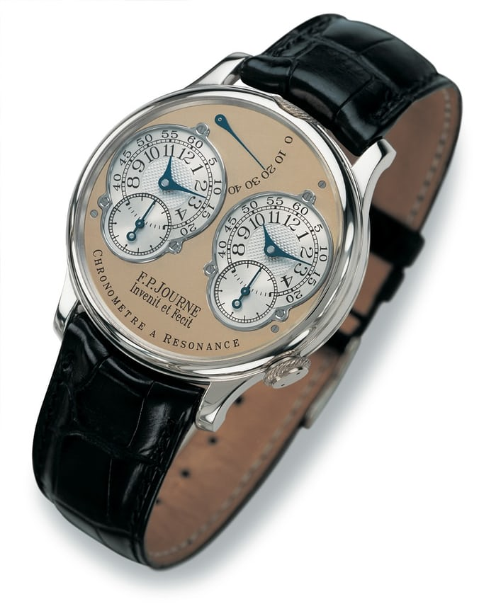 F.P.Journe Resonance Wristwatch