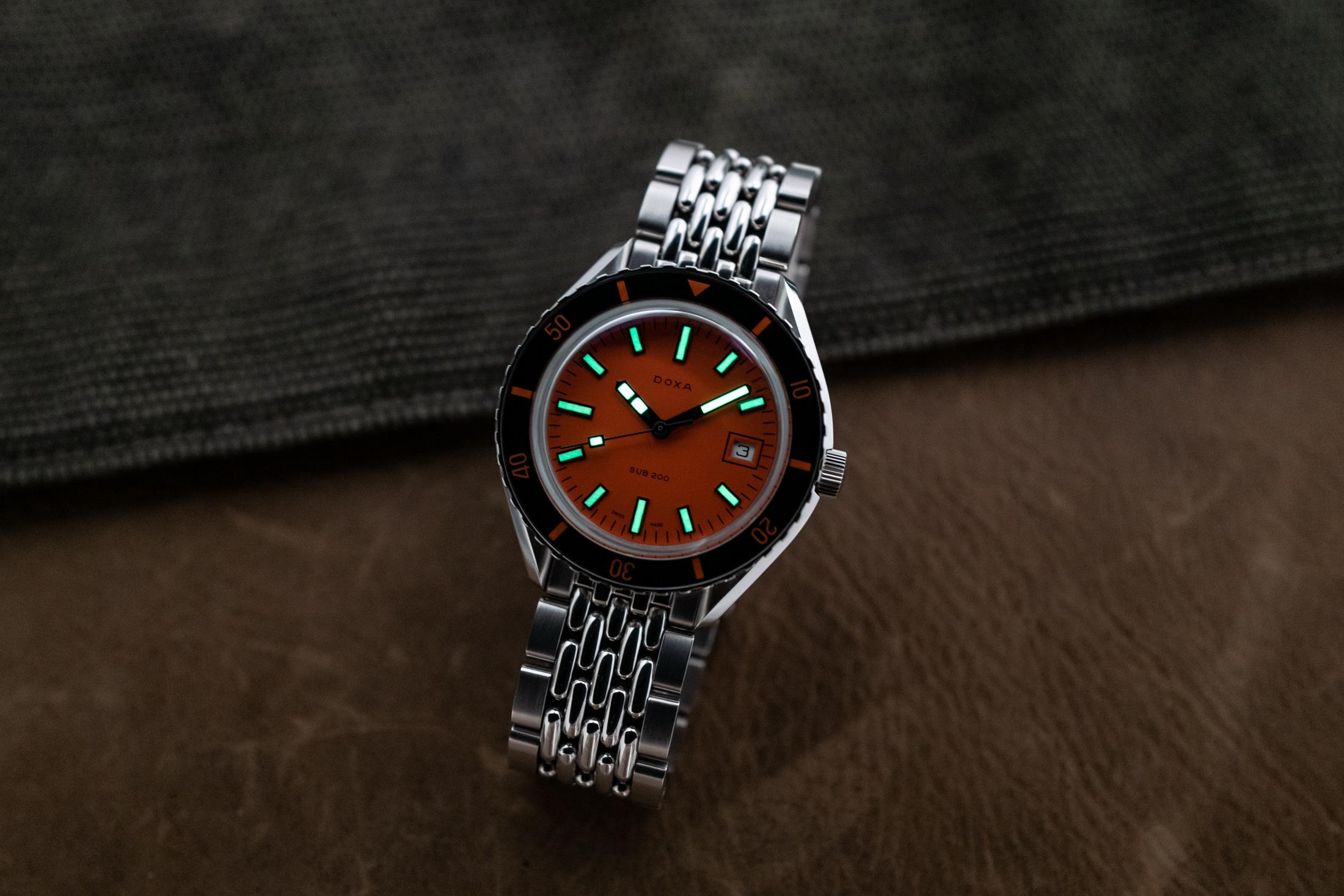 10 montres de plongée pour passer l'été 2019 au frais – FHH