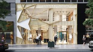 Vacheron Constantin Announces New NY Boutique On East 57th Street
