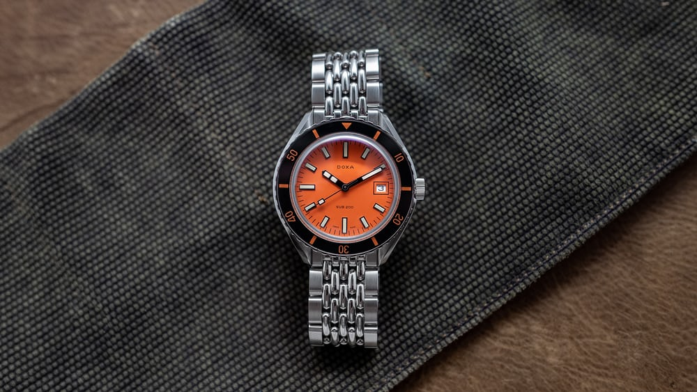 The Value Proposition: The Doxa Sub 200 Professional - HODINKEE