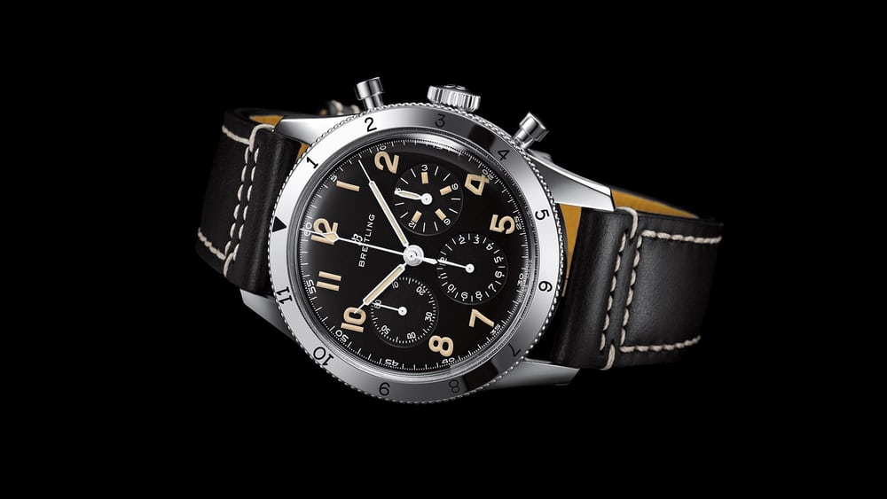 Introducing: The Breitling AVI Ref. 765 1953 Re-Edition - HODINKEE