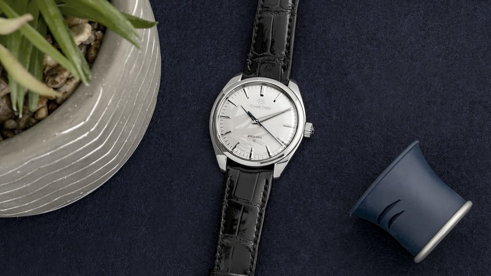 Hands-On: The Grand Seiko Elegance Collection SBGZ003 For The 20th Anniversary Of Spring Drive - HODINKEE
