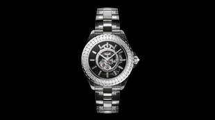 The Chanel J12 X-Ray, Sapphire On Sapphire