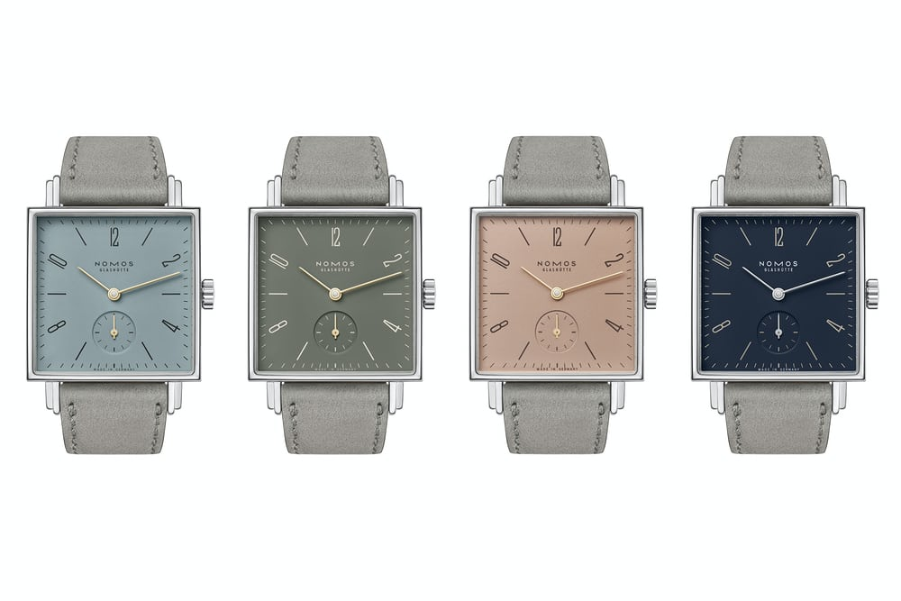 Introducing: The NOMOS Tetra Symphony Collection, An Homage To Ludwig Van Beethoven - HODINKEE