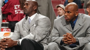 Wizards-Era Michael Jordan Sporting An A. Lange & Söhne Datograph