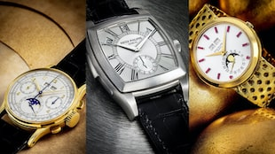 The 'Titanium And Ruby' Patek Philippe Collection, Coming To Auction This Summer And Fall From Christie's Hong Kong