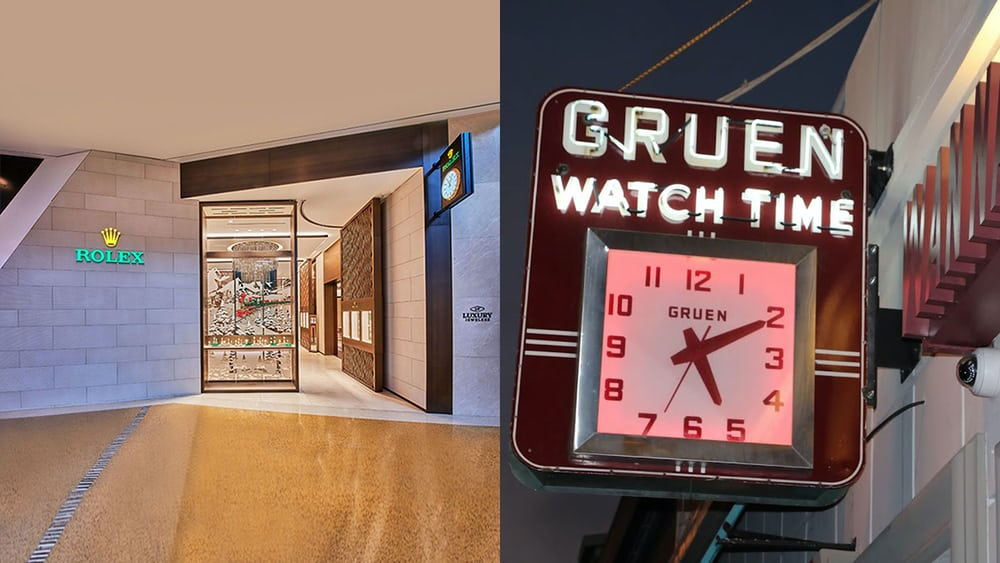 Retailer Spotlight: LV Luxury Jewelers In Las Vegas, NV, And Wanna Buy A Watch? In West Hollywood, CA - HODINKEE