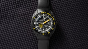 The Doxa Sub 300 Carbon Aqua Lung US Divers Limited Edition