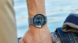 The Breitling Superocean Heritage '57 Limited Edition II In Support Of Frontline Healthcare Workers