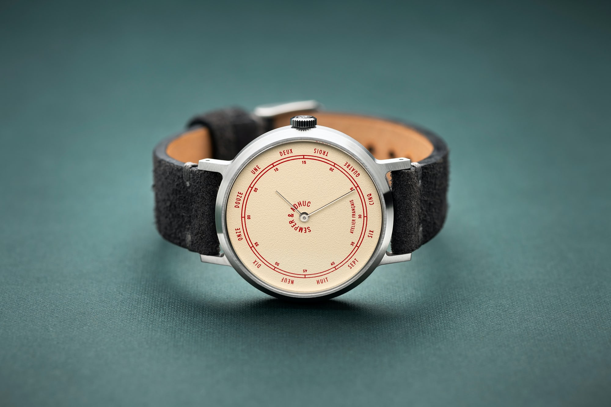 Introducing: Semper & Adhuc Brings Vintage Watch Movements Back To Life
