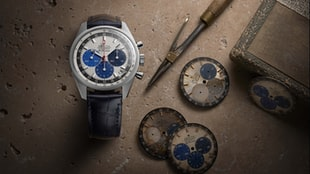 The Zenith Chronomaster Revival Manufacture Edition