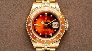 A Full-Set Seamaster, A Fiery Gold GMT-Master, And A Clock Owned By Elvis
