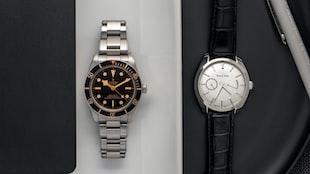 The Tudor Black Bay 58 And The Grand Seiko SBGK007