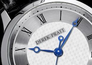 The DPW 01 By Derek Pratt Watches