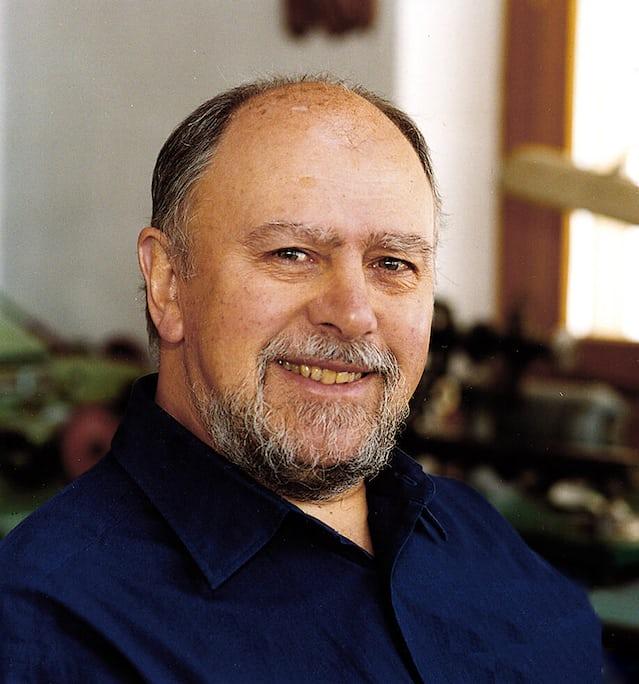 Derek Pratt (1938-2009)