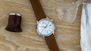 The Jaeger-LeCoultre Master Control Memovox