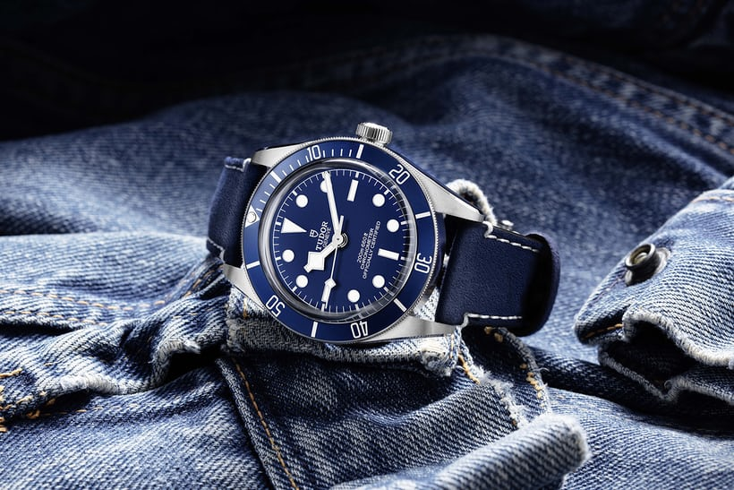 Introducing: The Tudor Black Bay Fifty-Eight 'Navy Blue' - HODINKEE