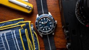 The Tudor Black Bay Fifty-Eight 'Navy Blue'