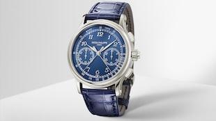 The Patek Philippe Ref. 5370P-011 Split-Seconds Chronograph