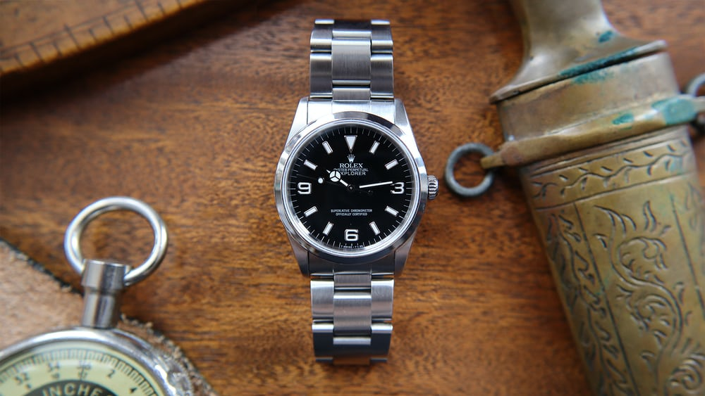 In-Depth: Everything You Need To Know About The Rolex Explorer Ref. 14270 - HODINKEE